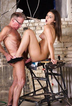 Teen and Oldman